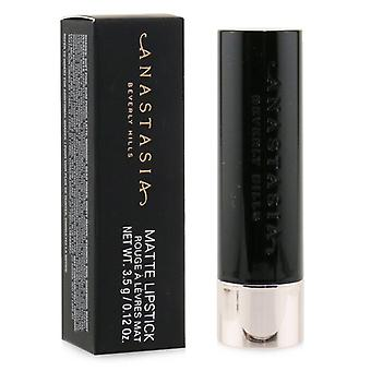 Anastasia Beverly Hills Matte Lipstick - # Rum Punch (Mauve Red) 3.5g/0.12oz