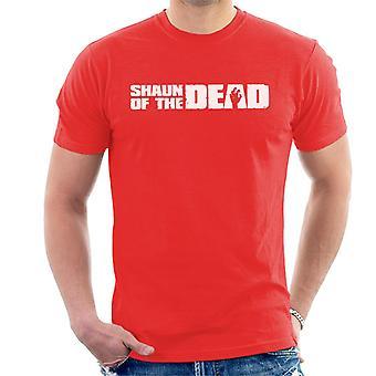 Shaun of the Dead Logo Men's T-Shirt