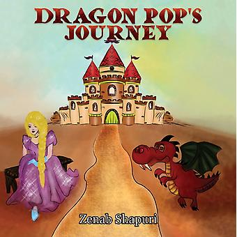 Dragon Pops Journey by Zenab Shapuri
