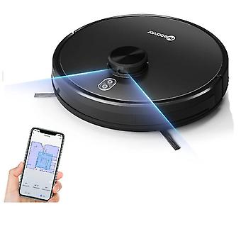 4000pa Laser Navigation Robot Vacuum Cleaner, App Virtual Wall, Breakpoint