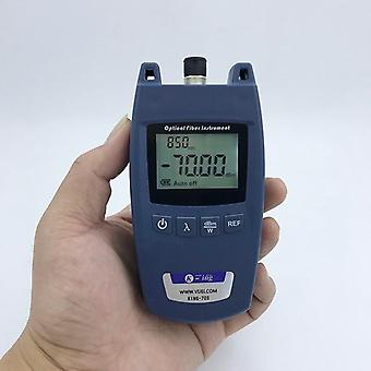 Optische Leistungsmesser Fiber Optical Cable Tester -70dbm +10dbm Universal