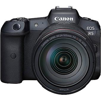 Canon EOS R5 KIT RF 24-105MM F4L IS USM