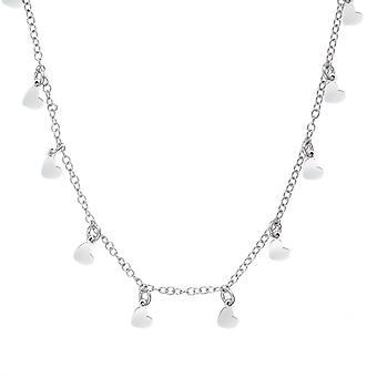 Halsband Kvinna Gå Mademoiselle Bijoux - Silver