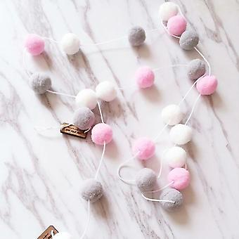 Hanging Ball String Home Decoration