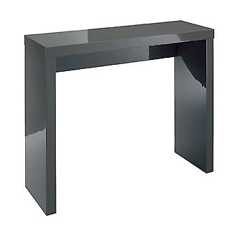 Manny Console Table Charcoal