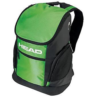 HEAD koulutus takaisin pack 33-musta/lime