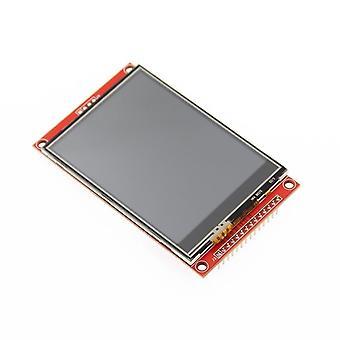 """3.2""""- スパイシリアル、Tft液晶モジュール、タッチパネル付きディスプレイ画面、ドライバIC"""