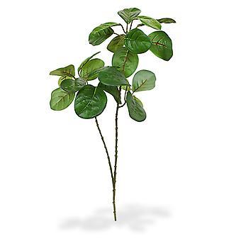 Kunstmatige Jackfruit kunsttak 50 cm groen