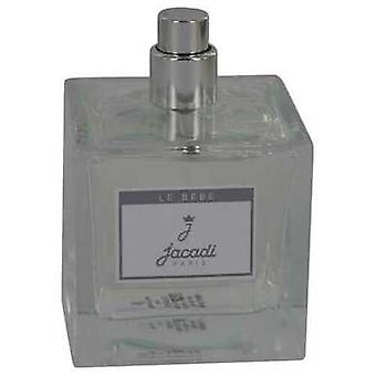 Le Bebe Jacadi By Jacadi Eau De Toilette Spray (alcohol Free Tester) 3.4 Oz (women) V728-540696