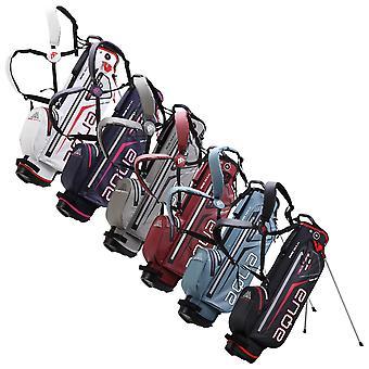 Big Max 2021 Aqua Seven Golf Waterproof 4-Way 5 Pocket Stand Bag