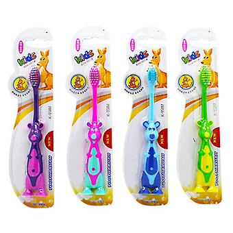 High-quality Cartoon Handle, Toothbrushes, Super Cute Animals Handle (1pc)