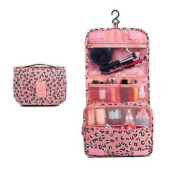 High Capacity Makeup Travel Cosmetic Waterproof Toiletries Storage Bag