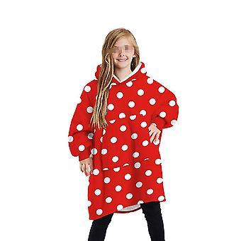 ملابس النوم فتاة صغيرة تعيين الأطفال طباعة الصيف & #39;ق بيجامة, بالإضافة إلى المخملية سميكة غطاء غطاء مجموعة بيجامة