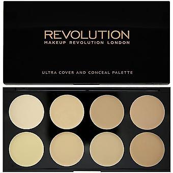 Revolution Revoholic Cheeks Blush and Highlighter Palette