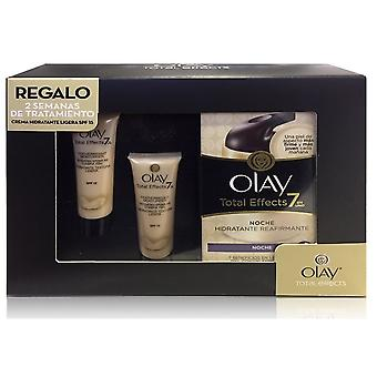 Olay Total Effects Nacht Firming Moisturizer + SPF 15 Tag