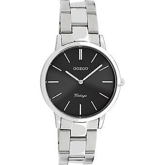 Oozoo - Women's Watch - C20042 - Silver Grey