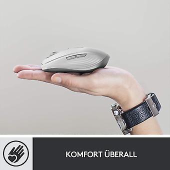 Logitech MX Anywhere 3 kompakte, leistungsstarke Maus – Kabellos, Magnetische Sscrollen,