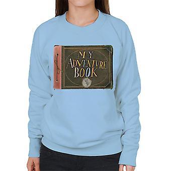 Pixar Up My Adventure Book Women's Sweatshirt