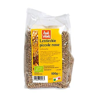 Small red lentils not peeled 500 g