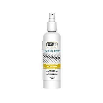 Wahl ZX495 Hair Clipper Trimmer Blade Hygienic Cleaning Disinfectant Spray 250ml