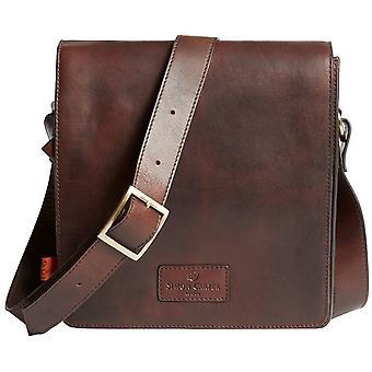 Simon Carter Holkham Tablet Bag - Bronzeado