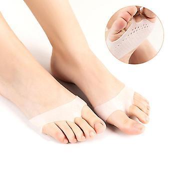1pari silikoni pehmeä tyynyt korkea kantapää geeli pohjalliset hengittävä kenkä pohjallinen