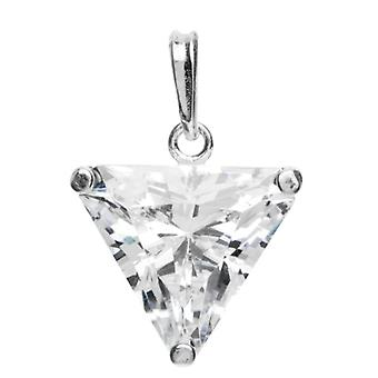 InCollections 0010201656340 - Women's pendant with cubic zirconia, sterling silver 925