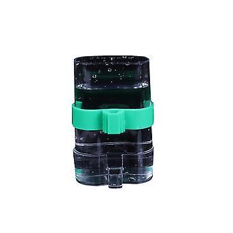 Klare Vogel Wasserspender für Käfig, automatische Vogel Waterer Feeder für Budgies Finch Kanaren Lovebirds