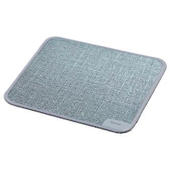 Hama | Modern Textile Design Mouse Pad | Grey