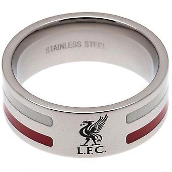 Liverpool FC Kolor stripe ring medium