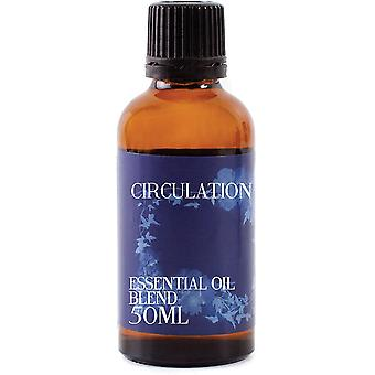 Mystic Moments Circulation Essential Oil Blends 50ml