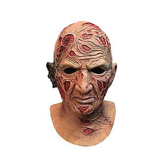 Ein Alptraum auf Elm Street Deluxe Latex Maske Freddy Krueger