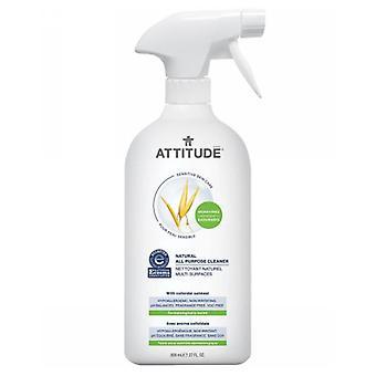 موقف حساس للعناية بالبشرة الطبيعية نظافة جميع الأغراض، 27 أوقية