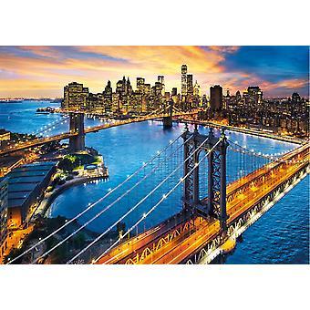 Clementoni New York Hochwertiges Puzzle (3000 Teile)