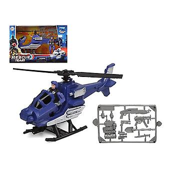 Helicopter Rescue Team Blue