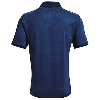 Under Armour Herren 2021 Playoff 2.0 Heather 4-Wege Stretch Golf Polo Shirt