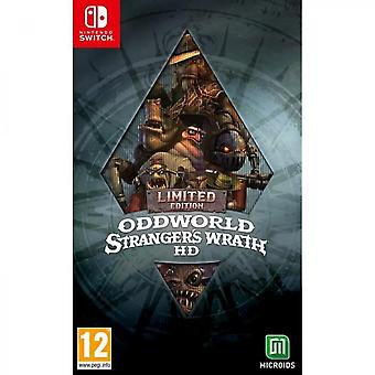 Oddworld The Fury Of Abroad Limited Edition Nintendo Switch Game