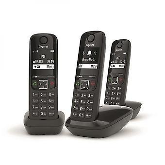 Phone As690 Duo White