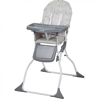 Safety 1st Chaise Haute Keeny - Warm Grey