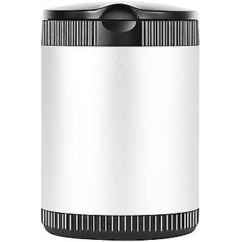 Car Ashtray Portable Ashtray Detachable Stainless Steel Portable Ash Tray With Lid