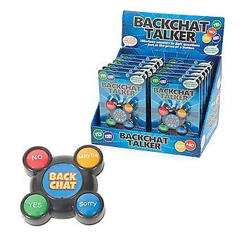 Funtime - backchat talker
