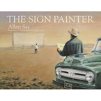 Sign Painter by Allen Say