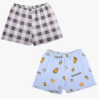 Women Cotton Shorts Pajama Sleep Pants