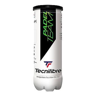 Tecnifibre, 3x Padel balls - Padel Team