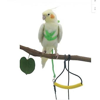 Parrot Flying Strap Rope Ultra Light Flying Traction Rope Tiger Skin Peony Xuanfeng Little Sun Monk Walking Bird Flying Rope
