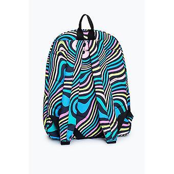 Hype Wavey Rainbow Backpack
