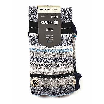 Stance Socks Tucked In Socks - Black