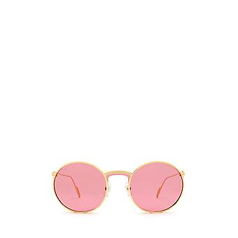 Cartier CT0274S gafas de sol femeninas doradas