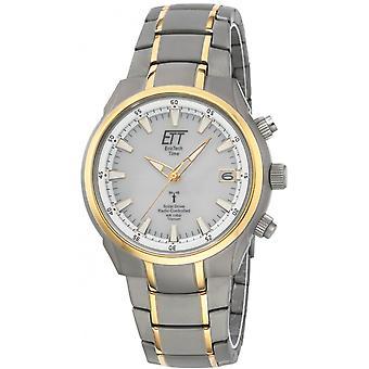 ONE (Eco Tech Time) Gold TitanIUM-11337-51M Men's Watch