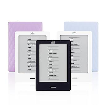 Ebook reader kobo touch e-ink 6 pouces 800x600 wifi n905a n905c livres ereader (Bleu)